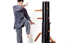 Wing Chun Dummy on Behance