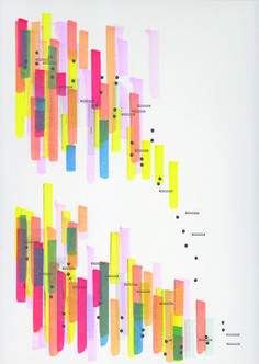 musical score inspired series by Lucinda Holmes Graphic Score, Music Visualization, Experimental Music, Type Illustration, Information Design, Sound Design, Visual Communication, Graphic Design Inspiration, Design Ideas