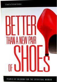 Better than buying shoes, by Cristiane Cardoso