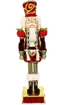 Mark Roberts 'Royal' Small Nutcracker Figurine available at #Nordstrom