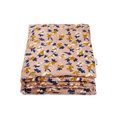Agnes / Baby Blanket Flower bomb rose – Liewood