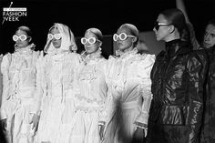Backstage Yulia Kosyak spbfashionweek.ru #spbfw #backstage #kosyak #ss14 #fashion #style #collection #designer