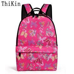 22670ae667b0 Advocator 2pcs set Women Nylon School Bag for University Girl Student  Printing Knapsack Travel Shoulder