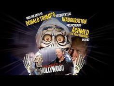 Jeff Dunham Channel:Was Trump's inauguration predicted by Achmed The Dead Terrorist? Comedy Show, Stand Up Comedy, Jeffrey Dunham, Jeff Dunham Puppets, Comedy Specials, New Comedies, Coincidences, In Hollywood, Comedians