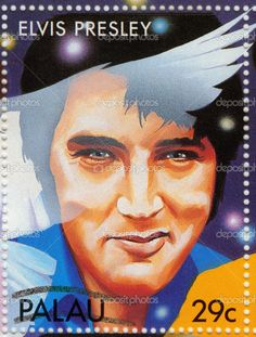 Elvis Stamp of Palau, officially the Republic of Palau is an island country located in the western Pacific Ocean.