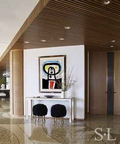 MODERN INTERIOR DESIGN PROJECTS | Elegant Gulf Coast Penthouse by Suzanne Lovell GulfCoast | http://bocadolobo.com/ #interiordesignprojects #moderninterior