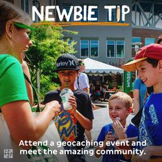 Attend a geocaching event and meet the amazing community. Lathe Projects, Wood Turning Projects, Geocaching, Auction Projects, Travel Humor, Shell Crafts, Cub Scouts, Funny Art, Celebrity Weddings