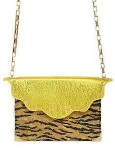Shop now: Mini Envelope Shoulder Bag