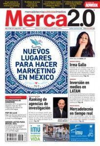 portada merca2.0 edición mayo 2014