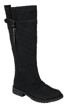 Black Mazie Boot