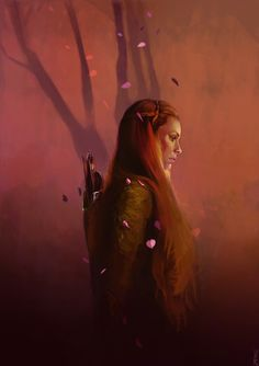Tauriel by kittrose on Inspirationde