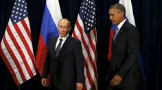 """Outgoing US President Barack Obama has warned Americans and his successor Donald Trump that Vladimir Putin is an """"adversary"""" who should never be trusted over the US intelligence community."""