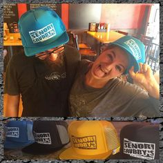 Thanks to @whitlockink_oside for printing out new batch of hats! $10 #Hat #Swag #SenorGrubbys #Carlsbad #Encinitas #Oceanside #Vista #Work #Restaurant #Fun #Local #SupportLocalBusiness #Community #LiveLifeSpicy by senorgrubbys
