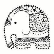 dibujos para pintar macetas - Buscar con Google