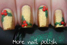 Merry Christmas 2012 ~ More Nail Polish
