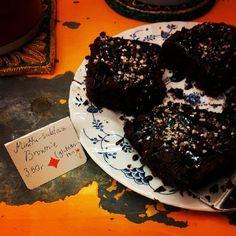 Minttusuklaa-brownie