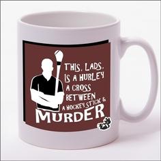 The hurley Recipe Mix, Small Art, Hurley, Imagination, Grass, Ireland, Gift Ideas, Mugs, Sport
