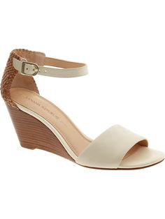 9801ac04668 Banana Republic - Page Not Found. Wedge Sandals OutfitLow ...