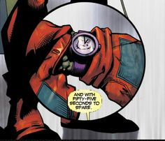The fact that Deadpool owns a 'Hello Kitty' watch is absolutely amazing…