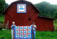 Newland, NC Barn Quilt