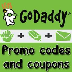 Now, I would like to send you a new GoDaddy promo code GoDaddy private registration coupon code just $1.00 per year private registration. Valid for unlimited years.