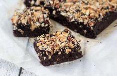 Opskrift på hjemmelavet Sund brownie uden sukker og mel (8)