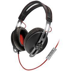 Buy Sennheiser Momentum Full Size Headphones with Microphone Online at johnlewis.com