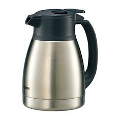 Zojirushi Vacuum Carafe 34 oz1 L Stainless Steel *** More info could be found at the image url. (This is an affiliate link)