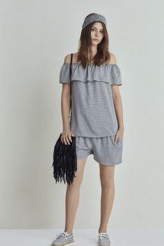 #Mode #Style #Short Shoulder Dress, Dresses, Style, Fashion, Spring Summer, Gowns, Moda, La Mode, Dress