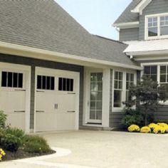 garage with access door to ... mud room?