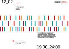 werkschau wiesbaden Web Design, Graphic Design, Typo, Poetry, Language, Chart, Graphics, Inspiration, Wiesbaden