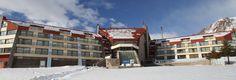 NL. 5-sterrenhotel Piscis te Las Leñas FR. Hôtel haut de gamme de 5 étoiles Piscis à Las Leñas DE. 5-Sterne-Hotel Piscis in Las Leñas EN. 5 Star Hotel at Las Leñas