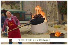 #Spadellare le #Castagne