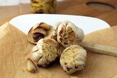 Oven Roasted Garlic | Ruled Me