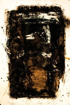"""CWC #11 Abstract expressionism painting from """"Coffee With Cardamom"""" series by Saatchi Art artist Artur Mloian"""