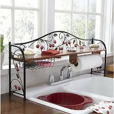 metal over the sink organizer - Google Search