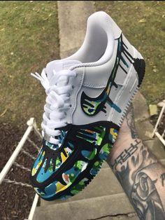 sneakers for toddlers boys Sneakers Mode, Custom Sneakers, Custom Shoes, Sneakers Fashion, Shoes Sneakers, Sweatshirts Nike, Nike Trainer, Urban Apparel, Nike Air Shoes