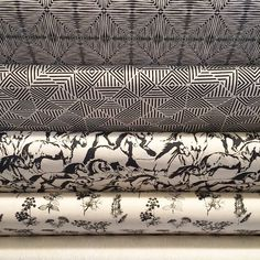 """""""Couldn't resist - one more pic of the #gorgeous #new #handmade #papers just in today! Horses, there are horses! #love #blackandwhite #stationeryfreak…"""""""