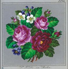 APEX ART is a place for share the some of arts and crafts such as cross stitch , embroidery,diamond painting , designs and patterns of them and a lot of othe. Cross Stitch Pillow, Cross Stitch Rose, Cross Stitch Flowers, Cross Stitch Charts, Cross Stitch Patterns, Wool Embroidery, Cross Stitch Embroidery, Beaded Flowers Patterns, Woodworking Patterns