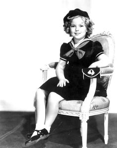Shirley Temple in Poor Little Rich Girl, 1936.