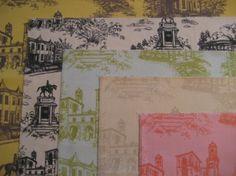 Richmond Toile fabric