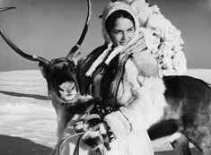 """Mirjami Kuosmanen """"Valkoinen peura"""" (1952)"""