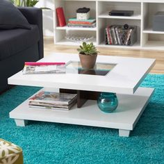 Contemporary Living Room Table Ideas (5)