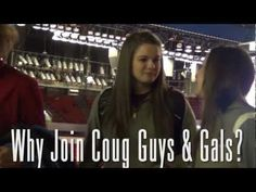 Probably one of my favorite parts of being a student at WSU was being on Coug Guys and Gals!