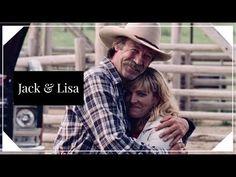Jack & Lisa, Heartland (Seasons 1-6) - YouTube Heartland Season 6, Heartland Tv Show, Tv Couples, Season 1, Tv Shows, Lisa, Watch, Couple Photos, Youtube