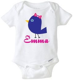 Personalized baby Onesie Baby Girl Outfit Custom Onesie Newborn Outfit Baby Girl Shirt Coming Home Outfit Baby Shower Gift