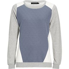 Sweater, Blocking Sweat - Costes