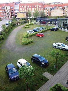 Výsledek obrázku pro parkeringsplads træer
