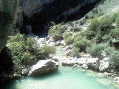 #viajar #travel #alquezar alquézar #huesca #aragon aragón #río rio #vero #river