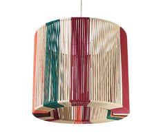 Lampara colgante kiron multicolor - Desli   Design Your Life